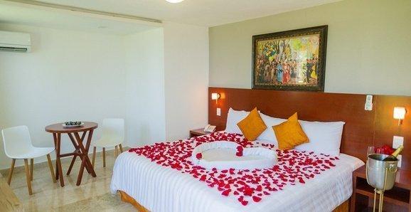 Standard Room Dos Playas Beach House Hotel