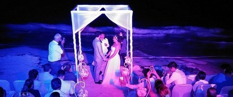 Wedding service Dos Playas Beach House Hotel