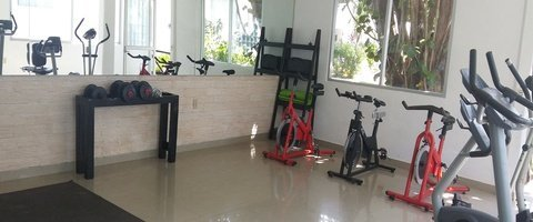 Gym Dos Playas Beach House Hotel