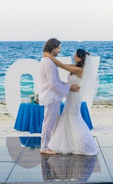 WEDDINGS Dos Playas Beach House Hotel