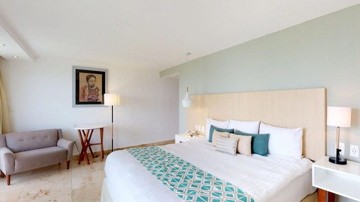 Standard all inclusive hotel dos playas faranda cancún cancun