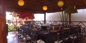 THAI Restaurant Dos Playas Beach House Hotel