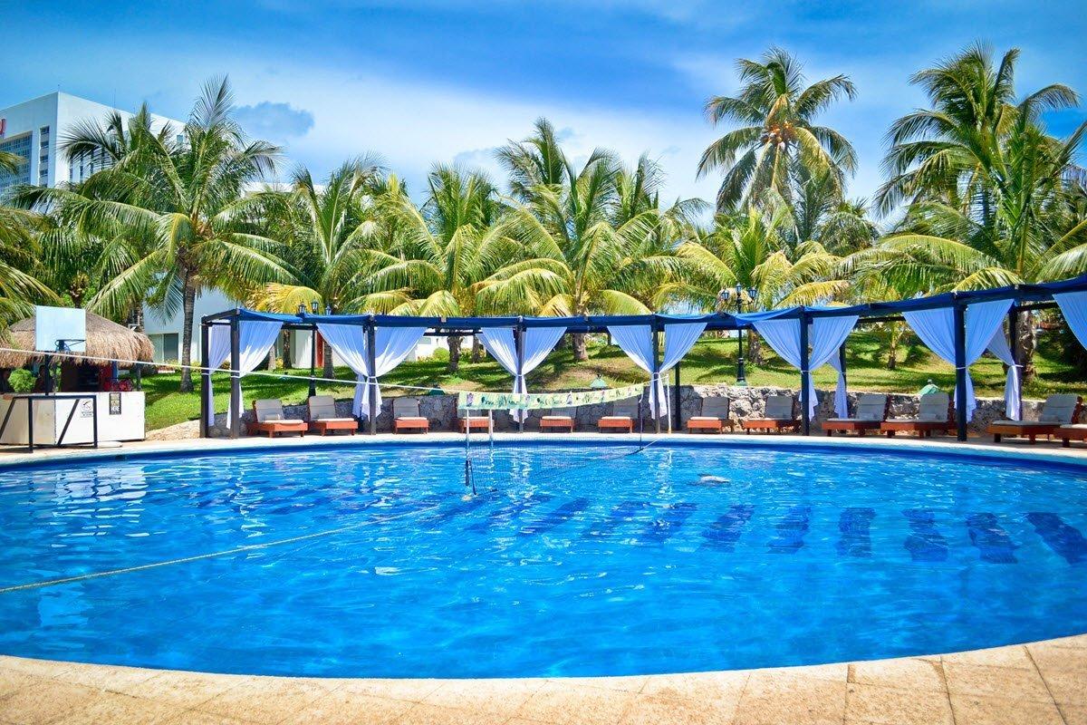 Pool Dos Playas Beach House Hotel